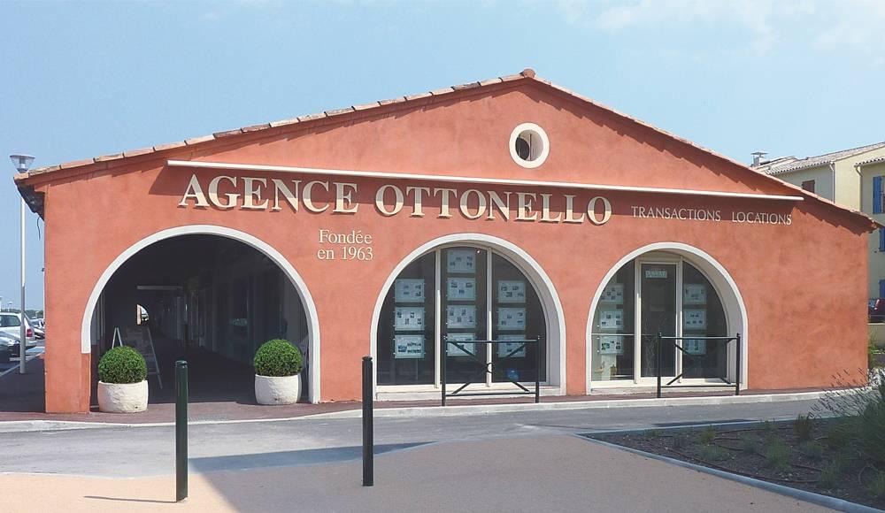 Agence immobilière Ottonello Roquebrune sur Argens - La Bouverie