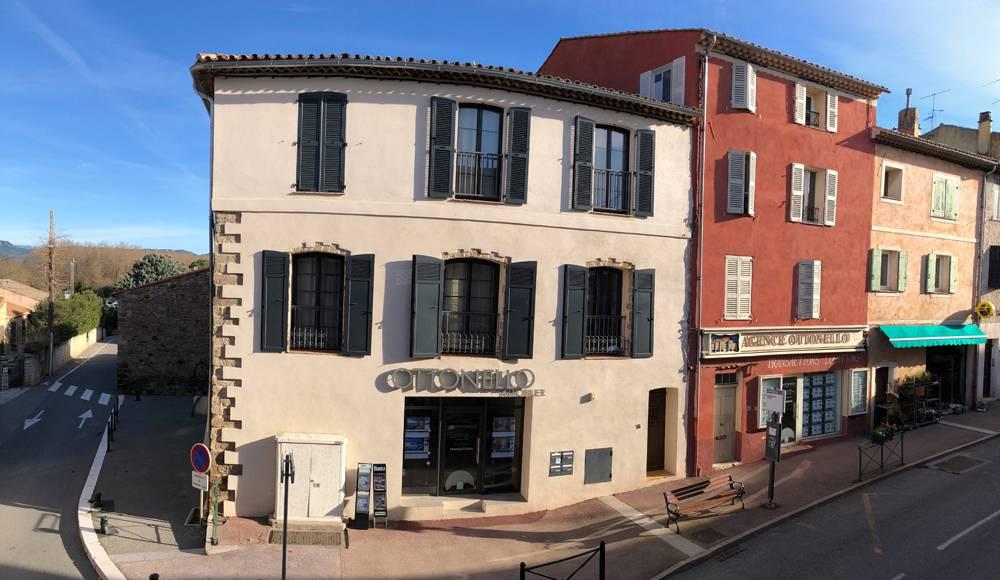 Agence immobilière Ottonello Roquebrune sur Argens - Le Village