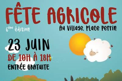 Fête Agricole à Roquebrune !